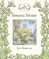 Spring Story - фото обкладинки книги