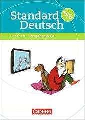 Standard Deutsch 5/6. Fernsehen & Co - фото обкладинки книги