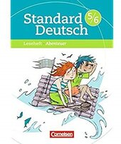 Standard Deutsch 5/6. Leseheft mit Lsungen - фото обкладинки книги