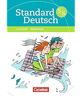 Standard Deutsch 5/6. Leseheft mit Lsungen - фото книги