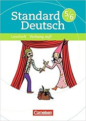 Standard Deutsch 5/6. Vorhang auf! - фото обкладинки книги