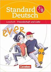 Standard Deutsch 7/8. Freundschaft und Liebe - фото обкладинки книги