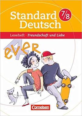 Standard Deutsch 7/8. Freundschaft und Liebe - фото книги