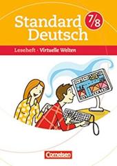 Standard Deutsch 7/8. Virtuelle Welten - фото обкладинки книги