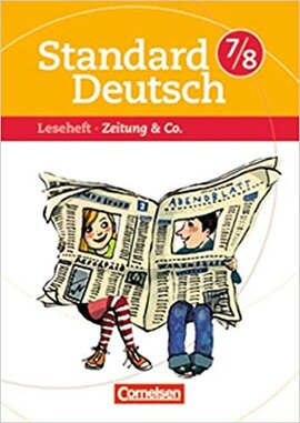 Standard Deutsch 7/8. Zeitungen & Co - фото книги