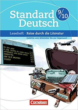 Standard Deutsch 9/10. Reise durch die Literatur - фото книги