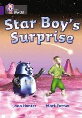 Star Boy's Surprise - фото обкладинки книги