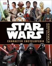 Star Wars: Character Encyclopedia - фото обкладинки книги