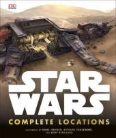 Star Wars. Complete Locations. Updated Edition - фото обкладинки книги