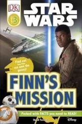 Star Wars Finn's Mission - фото обкладинки книги
