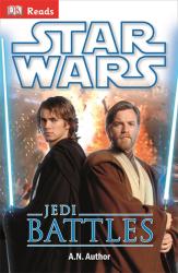 Star Wars Jedi Battles - фото обкладинки книги