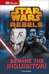 Книга Star Wars Rebels Beware the Inquisitor