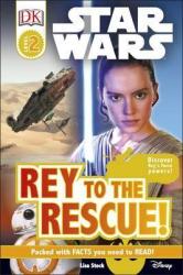 Star Wars Rey to the Rescue! - фото обкладинки книги