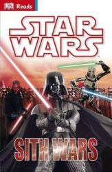 Star Wars Sith Wars - фото обкладинки книги