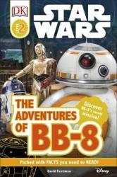 Star Wars The Adventures of BB-8 - фото обкладинки книги