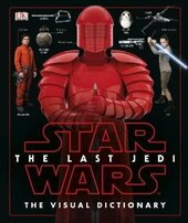 Star Wars The Last Jedi (TM) The Visual Dictionary - фото обкладинки книги