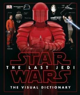 Star Wars The Last Jedi (TM) The Visual Dictionary - фото книги