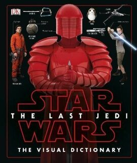 Star Wars The Last Jedi (TM) The Visual Dictionary - фото книги