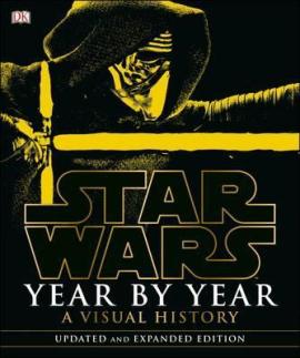 Star Wars. Year by Year. A Visual History - фото книги