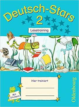 Stars: Deutsch-Stars 2 Lesetraining - фото книги