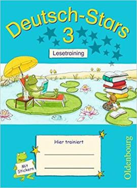 Stars: Deutsch-Stars 3 Lesetraining - фото книги