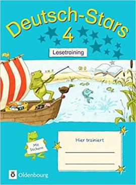 Stars: Deutsch-Stars 4 Lesetraining - фото книги