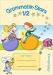 Stars: Grammatik-Stars 1/2 - фото обкладинки книги