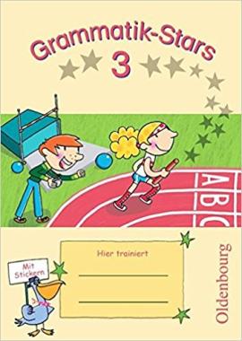 Stars: Grammatik-Stars 3 - фото книги
