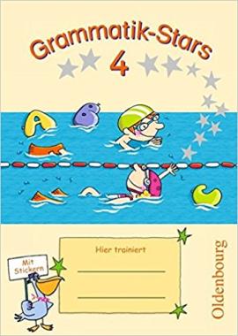 Stars: Grammatik-Stars 4 - фото книги