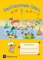 Stars: Rechtschreib-Stars 1 - фото обкладинки книги