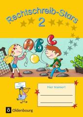 Stars: Rechtschreib-Stars 2 - фото обкладинки книги