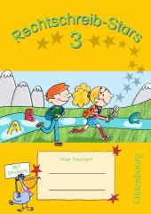 Stars: Rechtschreib-Stars 3 - фото обкладинки книги