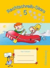 Stars: Rechtschreib-Stars 5 - фото обкладинки книги