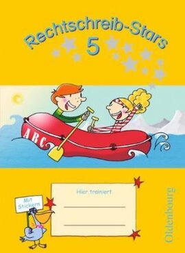 Stars: Rechtschreib-Stars 5 - фото книги