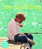 Starting Fishing - фото обкладинки книги