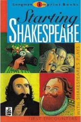 Starting Shakespeare - фото обкладинки книги