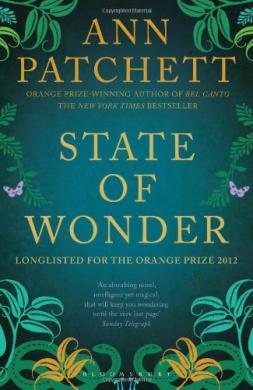 State of Wonder - фото книги