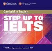 Step Up to IELTS. Audio CDs - фото обкладинки книги