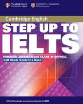 Step Up to IELTS. Self-study Student's Book - фото обкладинки книги