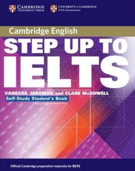 Step Up to IELTS. Self-study Student's Book - фото книги