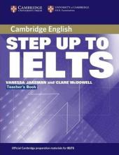 Step Up to IELTS. Teacher's Book - фото обкладинки книги