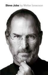 Steve Jobs: Exclusive Biograph - фото обкладинки книги