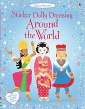 Sticker Dolly Dressing: Around the World - фото обкладинки книги