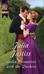 Stolen Encounters With The Duchess - фото обкладинки книги