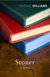 Stoner. A Novel - фото обкладинки книги