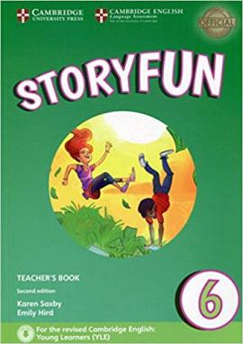 Storyfun (2nd Edition) Level 6 Teacher's Book with Audio - фото книги