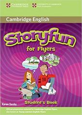 Storyfun for Flyers Student's Book - фото обкладинки книги