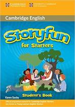 Аудіодиск Storyfun for Starters Student's Book