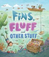 Storytime: Fins, Fluff and Other Stuff - фото обкладинки книги