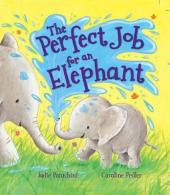 Storytime: the Perfect Job for an Elephant - фото обкладинки книги